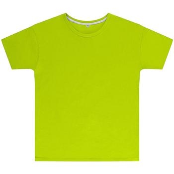Abbigliamento Unisex bambino T-shirt maniche corte Sg SGTEEK Verde lime