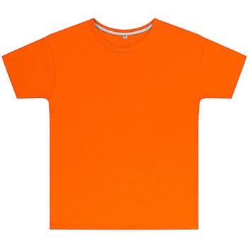 Abbigliamento Unisex bambino T-shirt maniche corte Sg SGTEEK Arancio