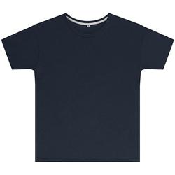 Abbigliamento Unisex bambino T-shirt maniche corte Sg SGTEEK Blu navy