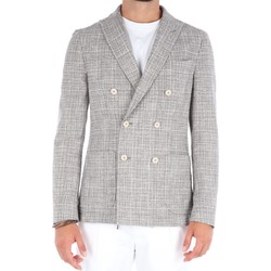 Abbigliamento Uomo Giacche / Blazer Manuel Ritz 2232G2058-173167 Blazer Uomo Grigio Grigio