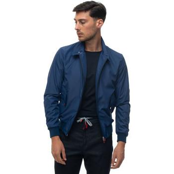 Abbigliamento Uomo Giubbotti Kiton UBLM03-X08S1710 Blu