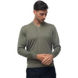 Abbigliamento Uomo Maglioni Kiton UK178K284 Verde