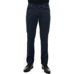 Abbigliamento Uomo Pantaloni 5 tasche Kiton UPNJSM-J07S4110 Blu