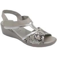 Scarpe Donna Sandali Confort ACONFORT7616grigio grigio