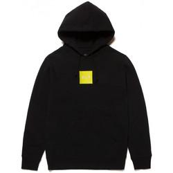 Abbigliamento Uomo Felpe Huf Sweat hood box logo Nero