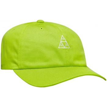 Accessori Uomo Cappellini Huf Cap essentials tt logo cv 6 panel bio Verde