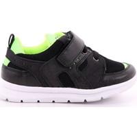 Scarpe Unisex bambino Sneakers basse Chicco 437 - 064602 Scarpa Strappi + Elastico Bambino Nero Nero