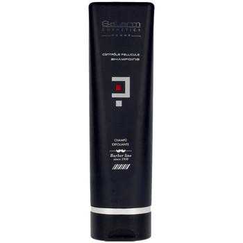 Bellezza Uomo Shampoo Salerm Homme Champú Caspa Exfoliante  250 ml