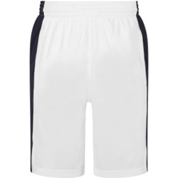Abbigliamento Uomo Shorts / Bermuda Awdis JC089 Bianco/Blu scuro