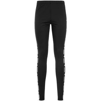 Abbigliamento Donna Leggings Kappa 304NRP0 A10-UNICA - Pantalone  Nero