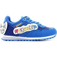 Scarpe Bambino Sneakers basse Liu Jo ME CONTRO TE sneakers basse WONDER 1 4A0787 TX081 00009(26/31) Blu