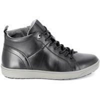 Scarpe Uomo Sneakers alte Jana Sneaker 25202 Noir Nero