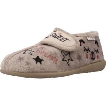 Scarpe Bambina Pantofole Vulladi 8240 Grigio