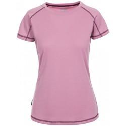 Abbigliamento Donna T-shirt maniche corte Trespass Viktoria Lilla