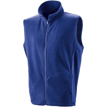 Abbigliamento Uomo Gilet / Cardigan Result R116X Blu reale