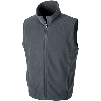 Abbigliamento Uomo Gilet / Cardigan Result R116X Carbone