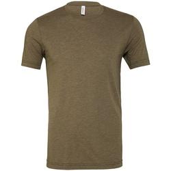 Abbigliamento T-shirt maniche corte Bella + Canvas CV3413 Multicolore