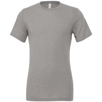 Abbigliamento T-shirt maniche corte Bella + Canvas CV3413 Grigio