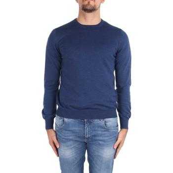 Abbigliamento Uomo Maglioni La Fileria 14290 55167 Blu