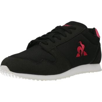Scarpe Bambina Sneakers basse Le Coq Sportif JAZY GS GIRL SPORT Nero