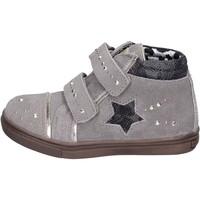 Scarpe Bambina Sneakers Didiblu sneakers camoscio strass beige