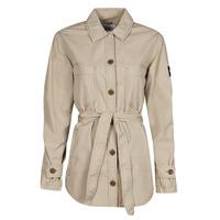 Abbigliamento Donna giacca a vento Aigle INDONERA Beige