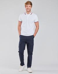 Abbigliamento Uomo Pantalone Cargo Aigle BESTICOL Marine