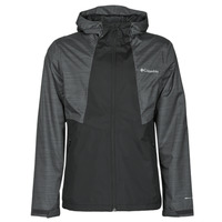 Abbigliamento Uomo giacca a vento Columbia INNER LIMITS II JACKET Nero / Grigio