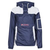 Abbigliamento Donna giacca a vento Columbia W CHALLENGER WINDBREAKER Blu