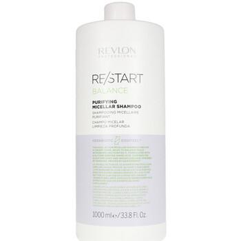 Bellezza Shampoo Revlon Re-start Balance Purifying Shampoo  1000 ml