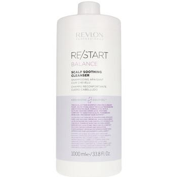 Bellezza Shampoo Revlon Re-start Balance Soothing Cleanser Shampoo  1000 ml