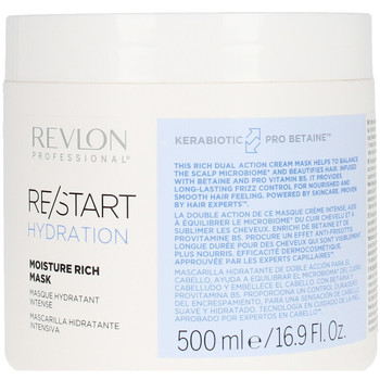 Bellezza Donna Maschere &Balsamo Revlon Re-start Hydratation Rich Mask
