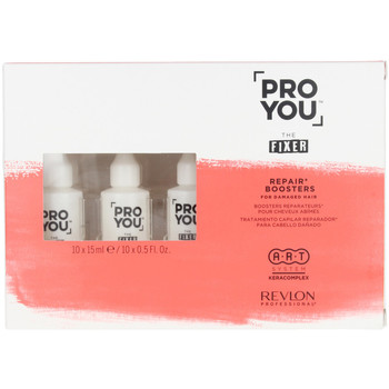 Bellezza Donna Shampoo Revlon Proyou The Fixer Booster 10x15 Ml