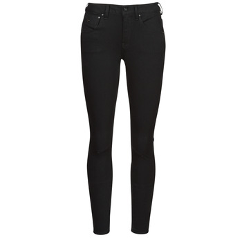 Abbigliamento Donna Jeans skynny G-Star Raw ARC 3D MID SKINNY Nero