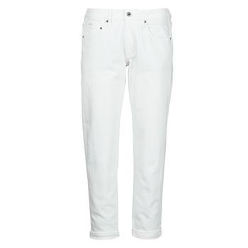 Abbigliamento Donna Jeans boyfriend G-Star Raw KATE BOYFRIEND WMN Bianco