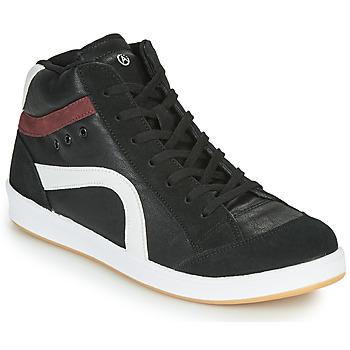 Scarpe Uomo Sneakers alte André HIGHTECH Nero