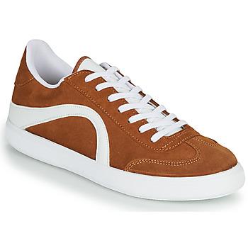 Scarpe Uomo Sneakers basse André POLO Marrone