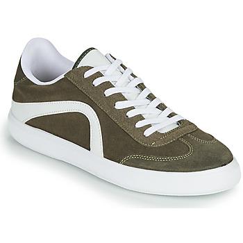 Scarpe Uomo Sneakers basse André POLO 2 Kaki