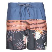 Abbigliamento Uomo Costume / Bermuda da spiaggia Quiksilver EVERYDAY DIVISION 17 Blu