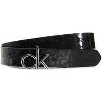 Accessori Donna Cinture Calvin Klein Accessories k60k606820 Nero