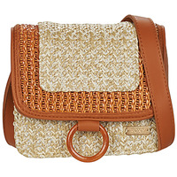 Borse Donna Tracolle Roxy JUST PEACHY Beige