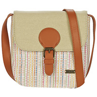 Borse Donna Tracolle Roxy BE A PINNEAPPLE Beige