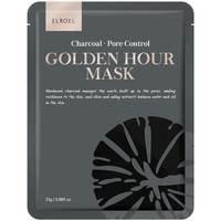 Bellezza Maschere & scrub Elroel Maschera purificante GOLDEN HOUR MASK CHARCOAL 25g parent