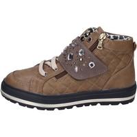 Scarpe Bambina Sneakers Didiblu sneakers pelle sintetica marrone