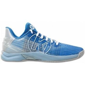 Scarpe Donna Multisport Kempa Chaussures femme  Attack One 2.0 bleu/gris clair chiné