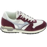 Scarpe Sneakers basse Mizuno GV87 Blanc Prune Bianco