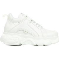 Scarpe Donna Sneakers alte Buffalo CLD Corin Bianco