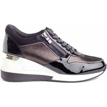 Scarpe Donna Sneakers basse Stephen Allen 2077-5 Nero
