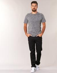 Abbigliamento Uomo Jeans dritti Lee BROOKLYN STRAIGHT Nero