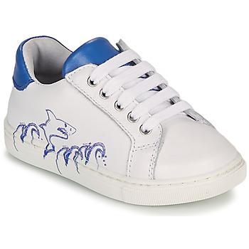 Scarpe Bambino Sneakers basse GBB KARAKO Bianco
